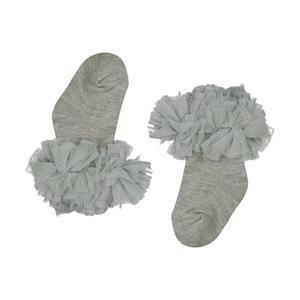 جوراب نوزادی دخترانه فیورلا کد 2001-1