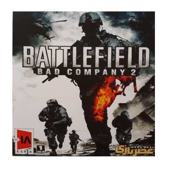 بازی battle field bad company 2 مخصوص xbox 360