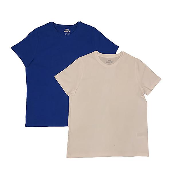 تی شرت آستین کوتاه بچگانه پیپرتس مدل 01 مجموعه دو عددی