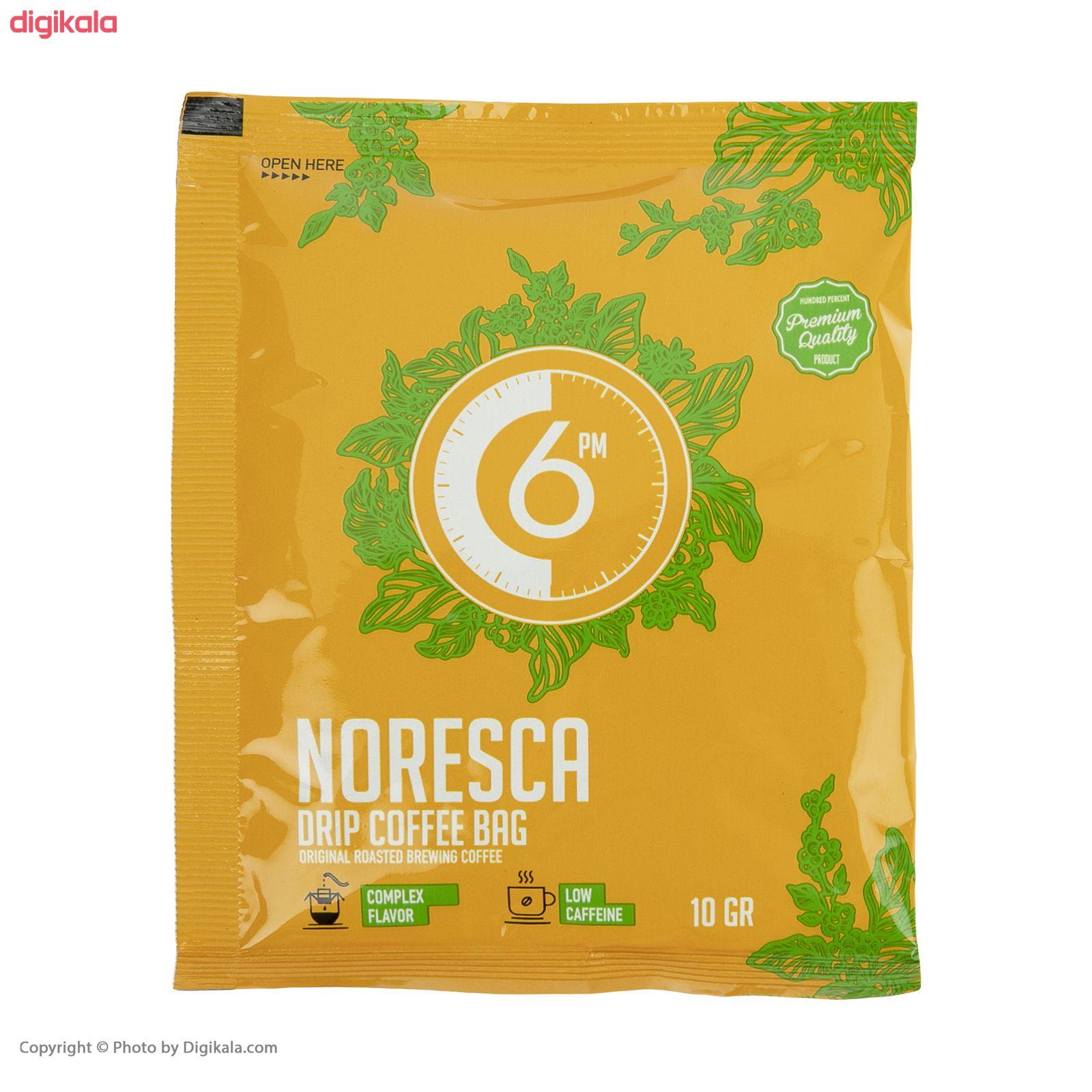 قهوه نورسکا ترکیبی بن مانو - بسته 24 عددی main 1 9