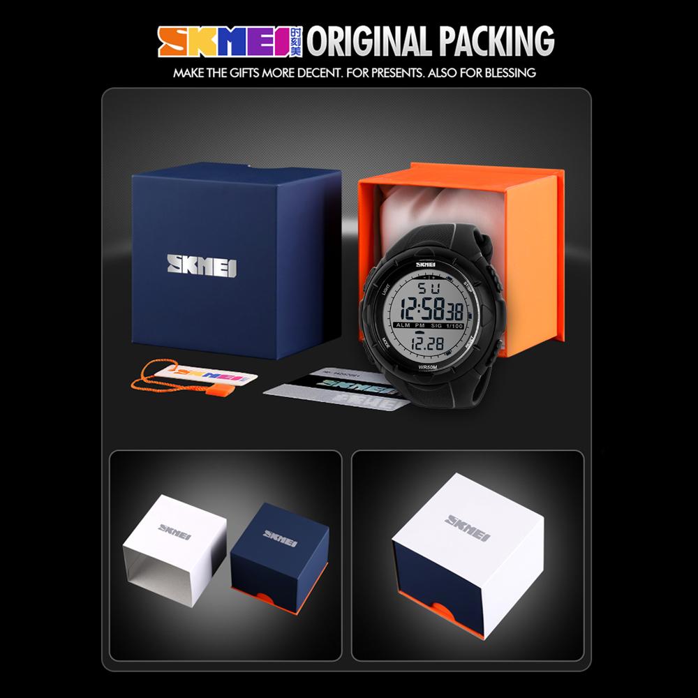 ساعت مچی دیجیتال مردانه اسکمی مدل 1025M-NP             قیمت