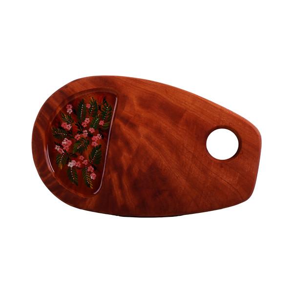 تخته سرو چوبی مدل gol06