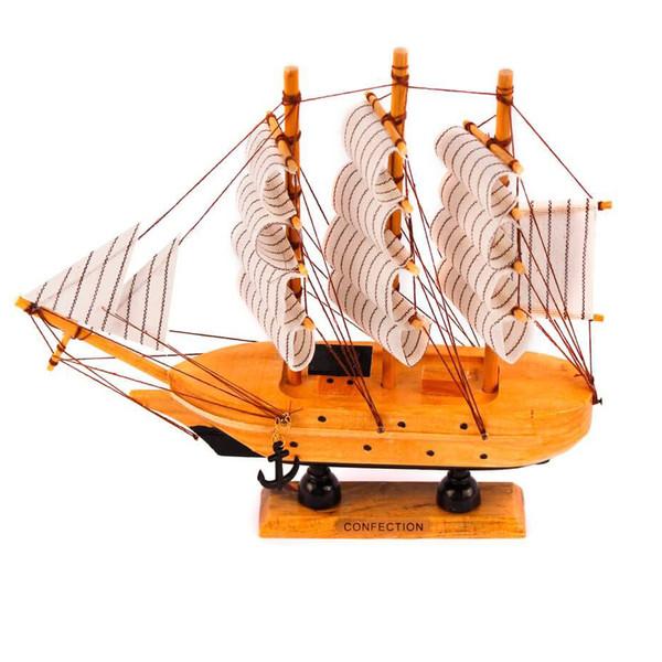دکوری مدل کشتی بادبانی مدل 864125