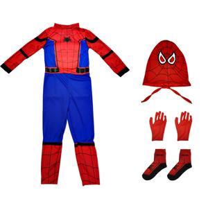 ست ایفای نقش طرح مرد عنکبوتی کد N.SPDR.TM78 مجموعه ۴ عددی