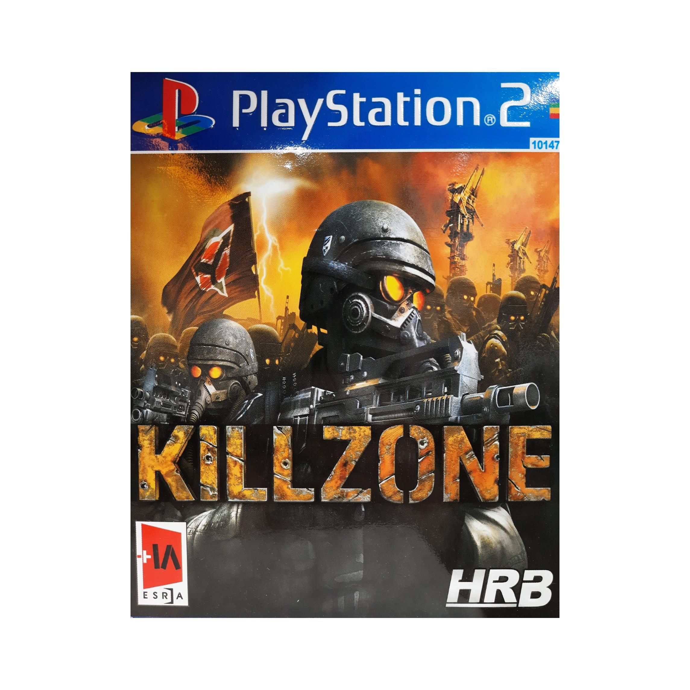 بازی killzone مخصوص پلی استیشن ۲ main 1 1