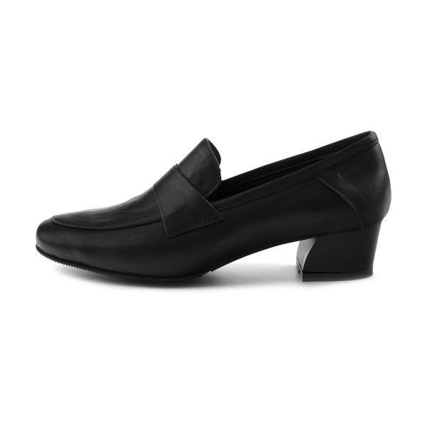 کفش زنانه مارال چرم مدل بلیندا 5386-Black