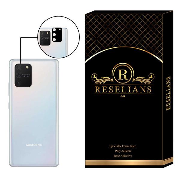 محافظ لنز دوربین نانو رزلیانس مدل RBL مناسب برای گوشی موبایل سامسونگ Galaxy S10 Lite