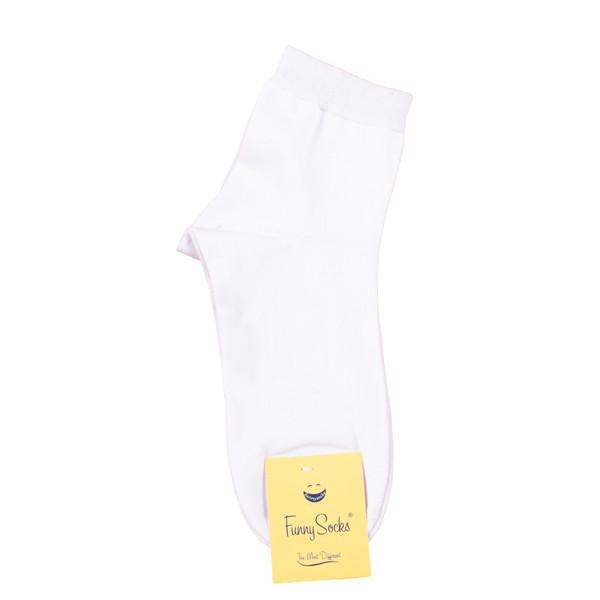 جوراب مردانه فانی ساکس مدل نیم ساق کد 409D