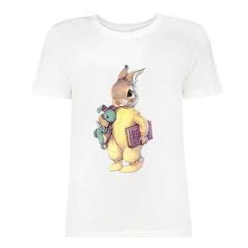تی شرت زنانه کد SK0004-