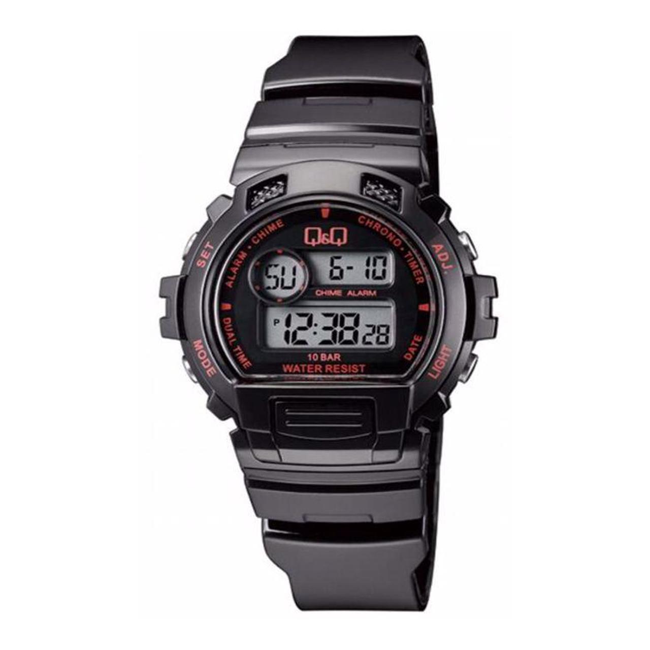 خرید و قیمت                      ساعت مچی دیجیتال زنانه کیو اند کیو مدل M153J001Y
