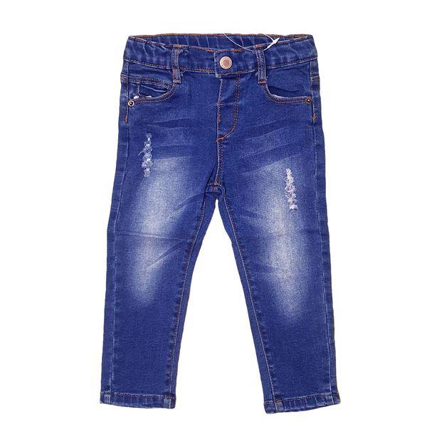 شلوار جین بچگانه مدل 0168