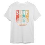 تیشرت آستین کوتاه مردانه مدل Surf کد 0002