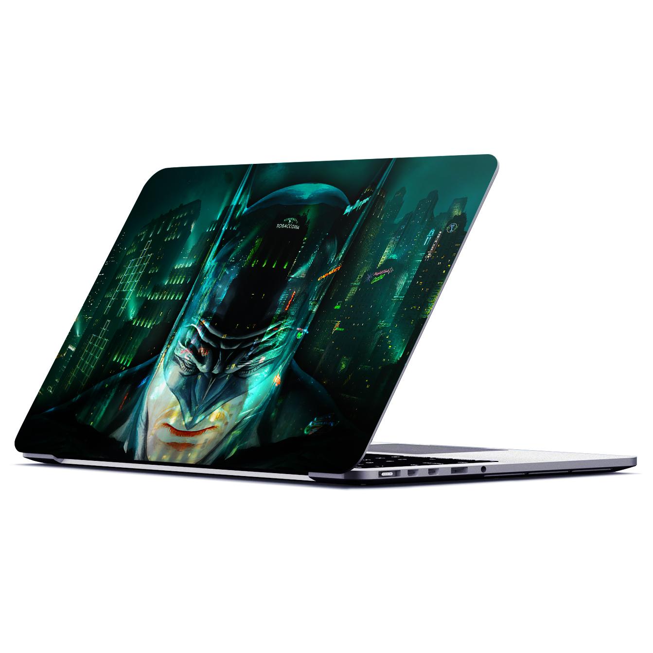 استیکر لپ تاپ ماسا دیزاین طرح بتمن مدل MASA001