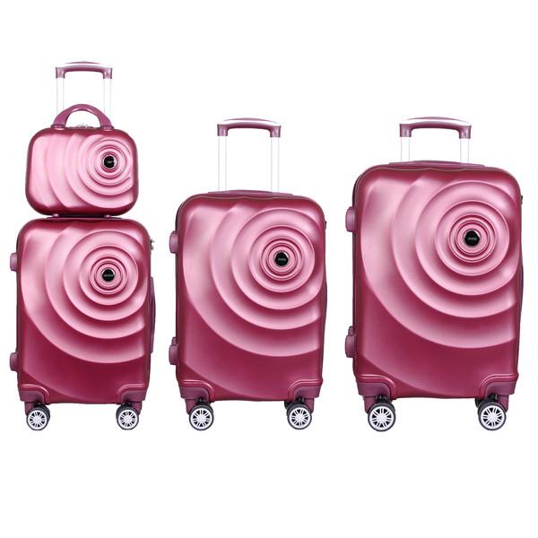 مجموعه چهارعددی چمدان مدل R1936