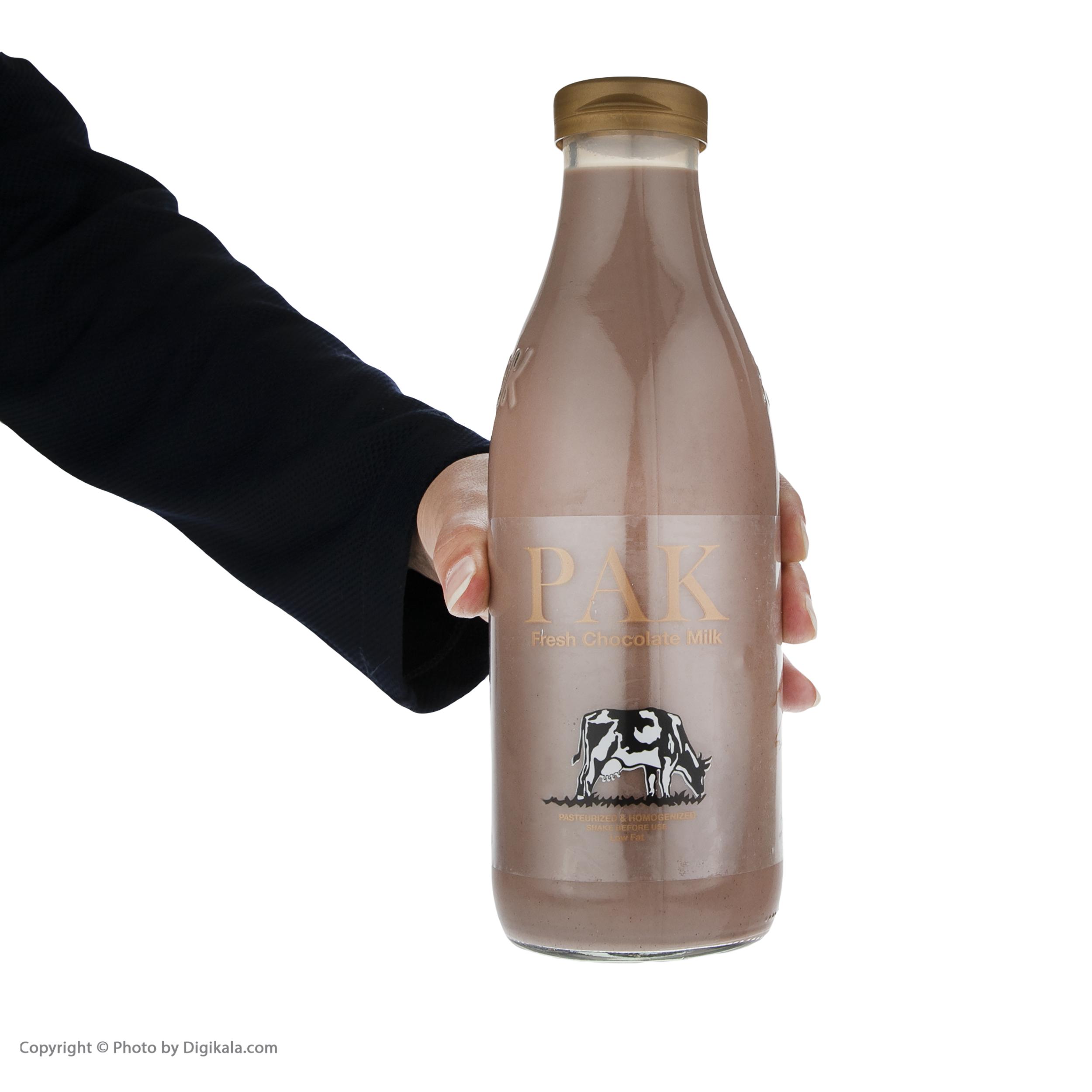 شیر کاکائو پاک - 1 لیتر