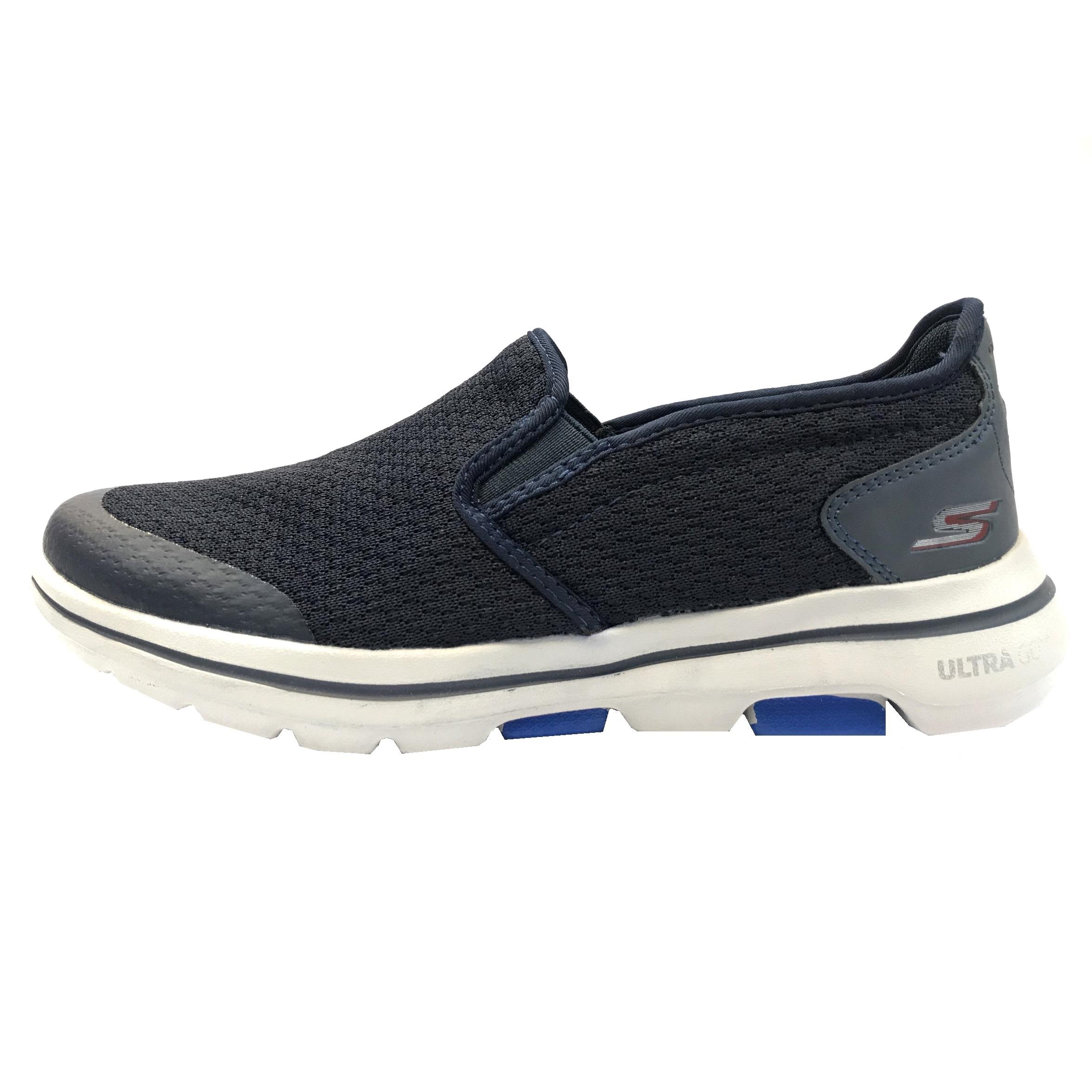خرید                      کفش مخصوص پیاده روی مردانه اسکچرز مدل Go Walk 5-apprize              👟