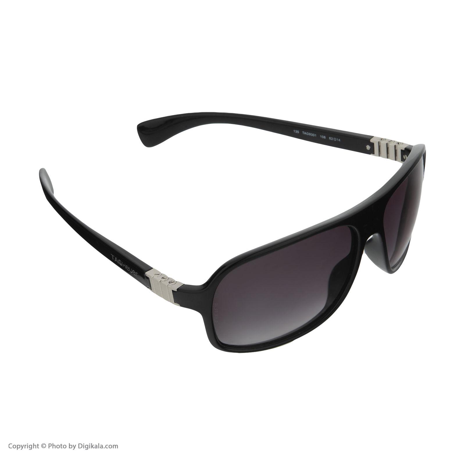 عینک آفتابی تگ هویر مدل 9301 -  - 4