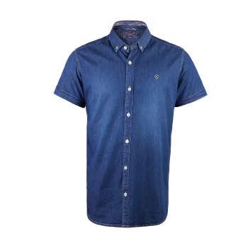 پیراهن مردانه کوک تریکو مدل 61534