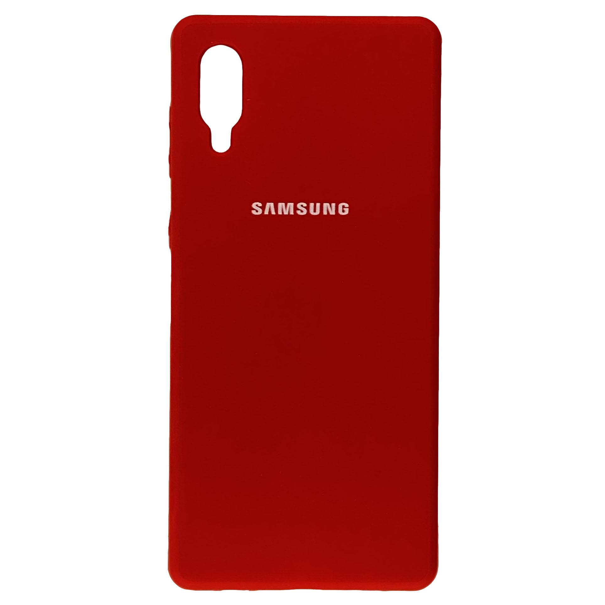 بررسی و {خرید با تخفیف} کاور مدل SIL_A02 مناسب برای گوشی موبایل سامسونگ Galaxy A02 / A022 اصل