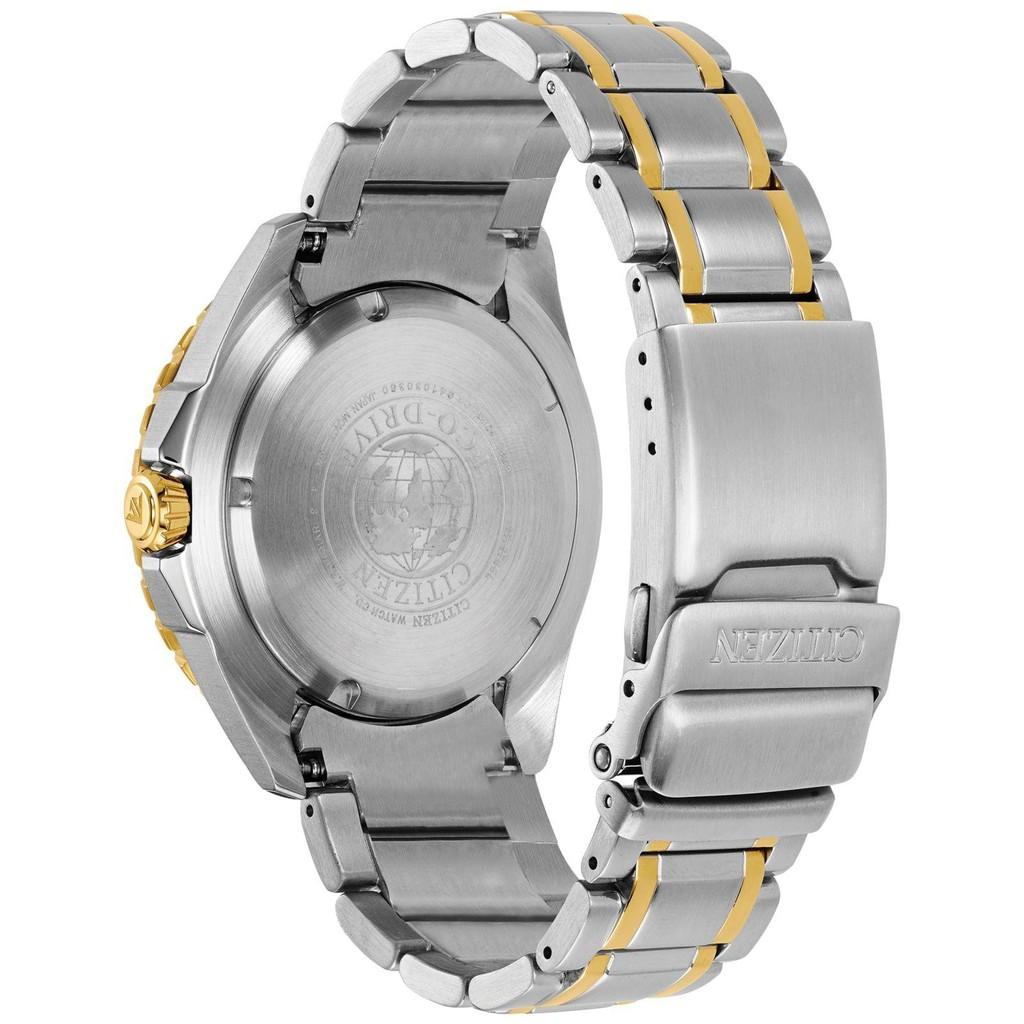 ساعت مچی عقربهای مردانه سیتی زن مدل DIVERS 200