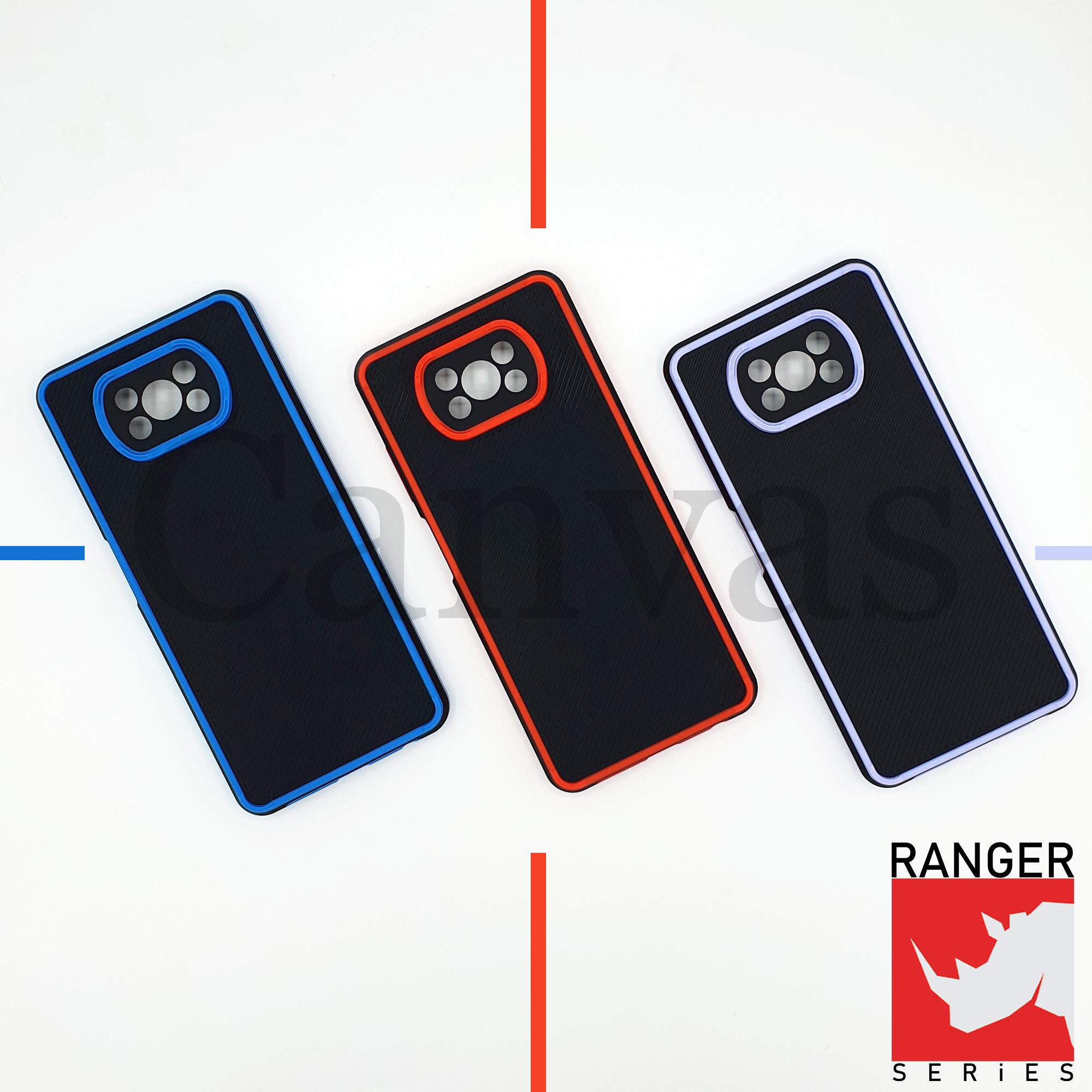 کاور کانواس مدل RANGER مناسب برای گوشی موبایل شیائومی Mi POCO X3 NFC thumb 2 2