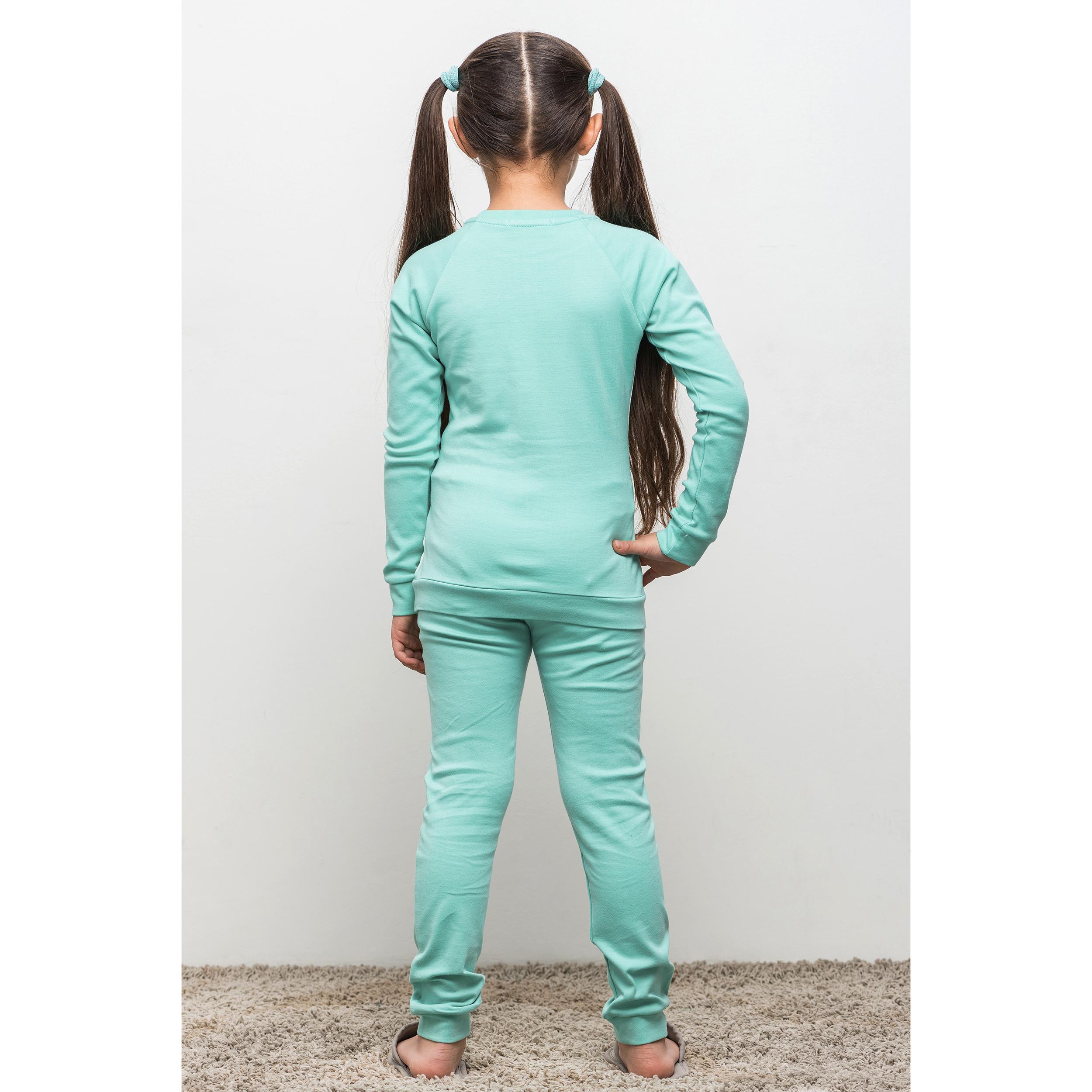 ست تی شرت و شلوار دخترانه مادر مدل 304-54 main 1 5