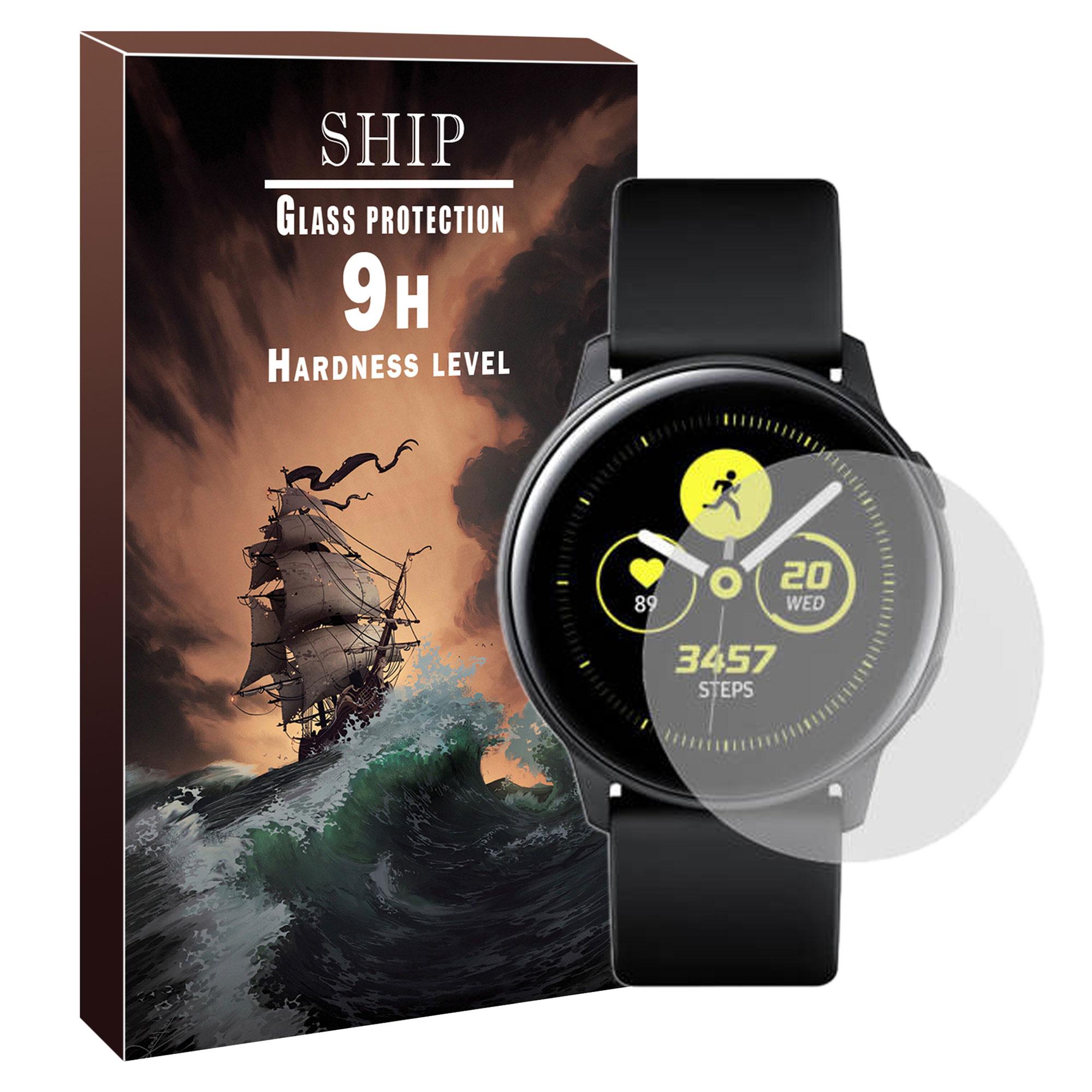 محافظ صفحه نمایش شیپ مدل WSH-01 مناسب برای ساعت هوشمند سامسونگ Galaxy Watch Active 2 40mm