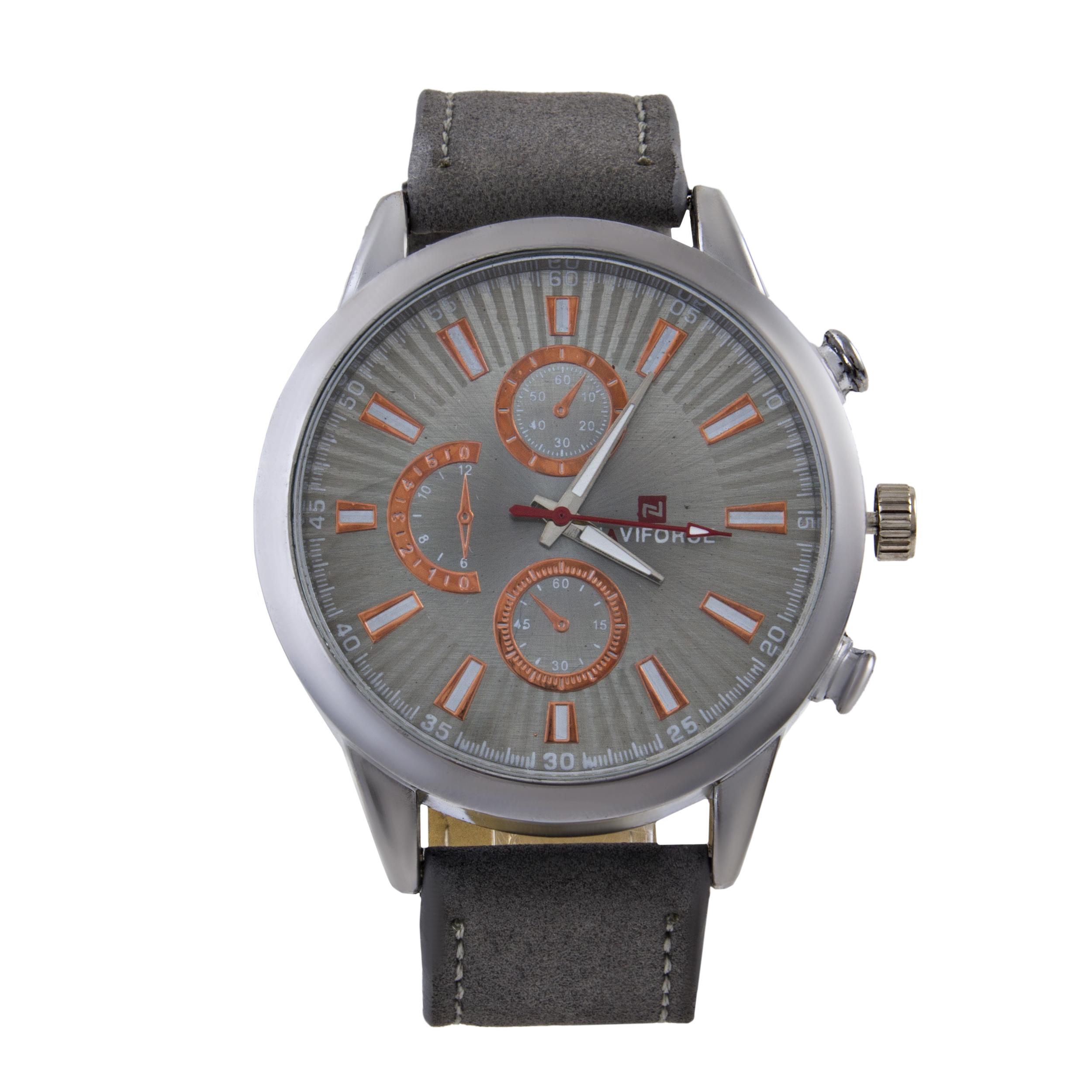 قیمت                      ساعت مچی عقربه ای مردانه کد  WHM_036