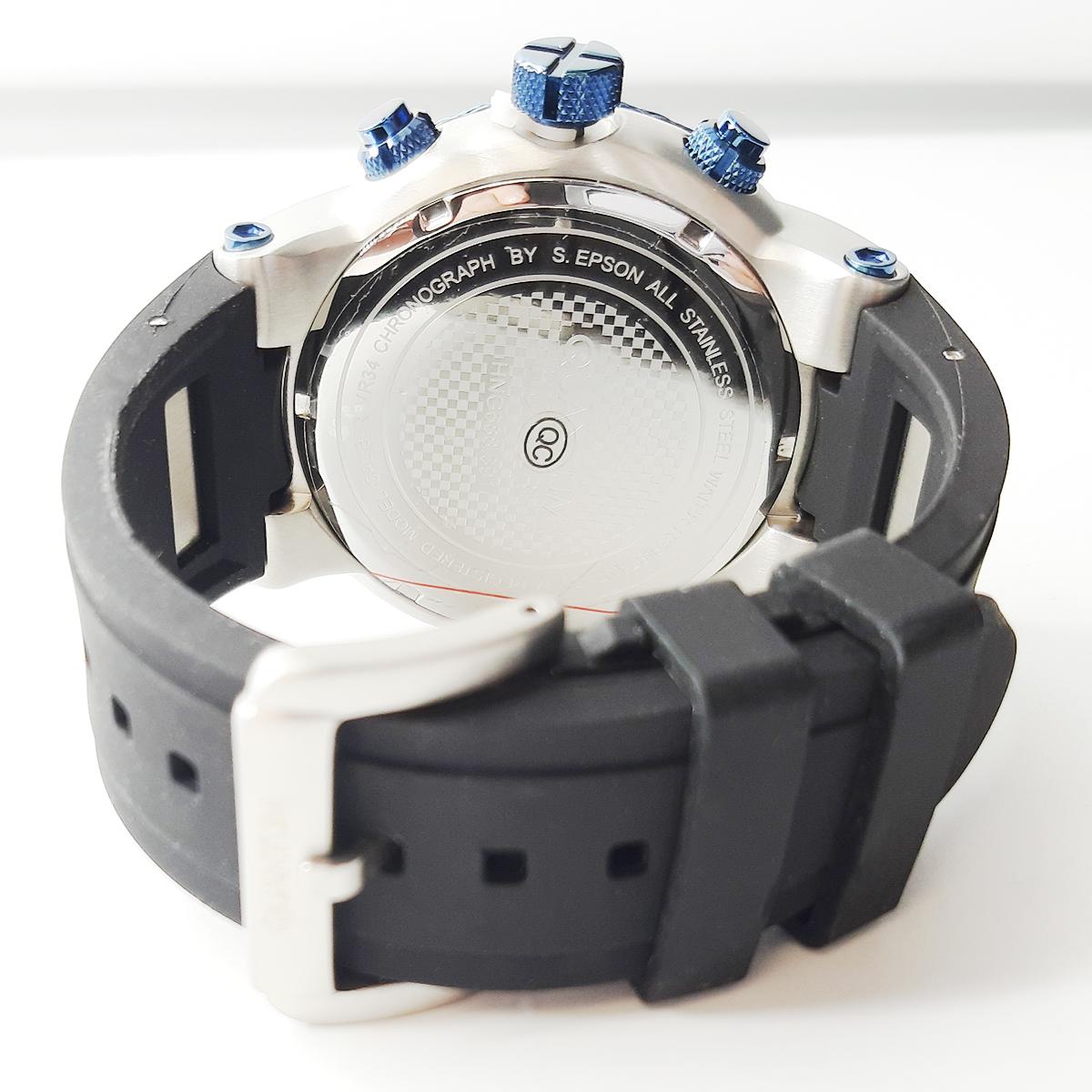 ساعت مچی عقربه ای مردانه کوانتوم مدل HNG688.391