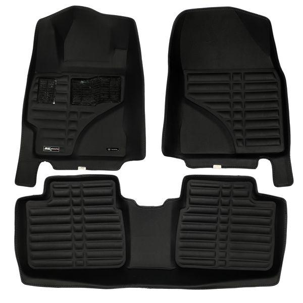 کفپوش سه بعدی خودرو تری دی مکس اچ اف کی مدل مک مناسب برای تویوتا کرولا