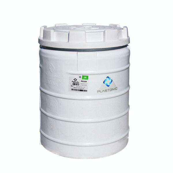 مخزن آب پلاستونیک مدل 6301 گنجایش 100 لیتر
