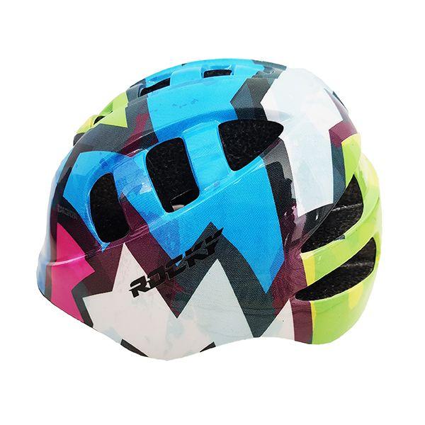 کلاه ایمنی دوچرخه راکی مدل MA