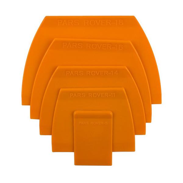 مجموعه 5 عددی کاردک کاغذ دیواری Pars rover مدل PR5-18