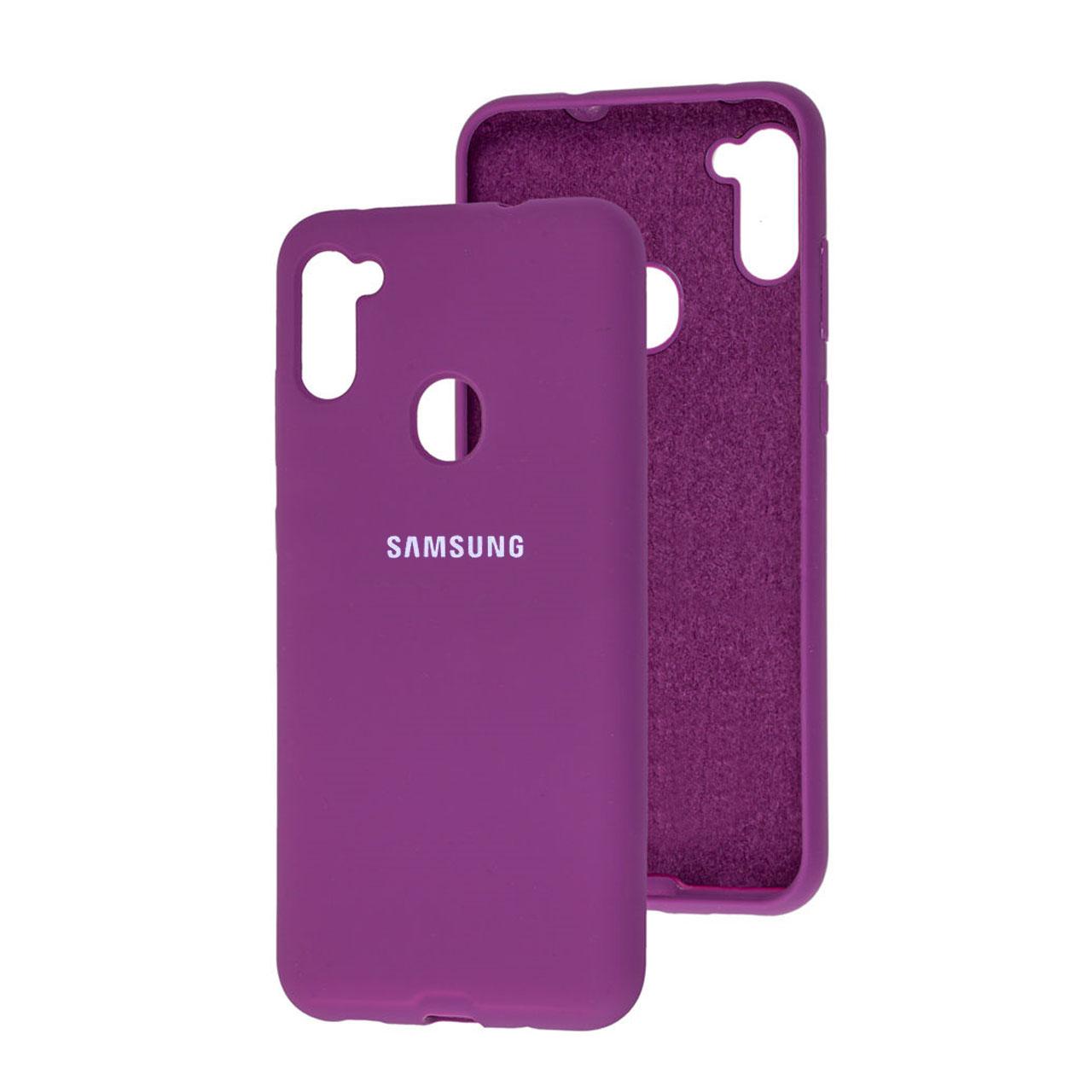 کاور مدل SLCN مناسب برای گوشی موبایل سامسونگ Galaxy A11 main 1 11