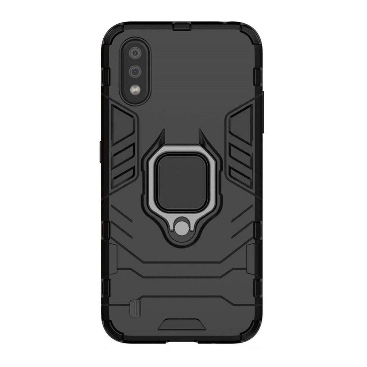 کاور مدل DEF02 مناسب برای گوشی موبایل سامسونگ Galaxy A01