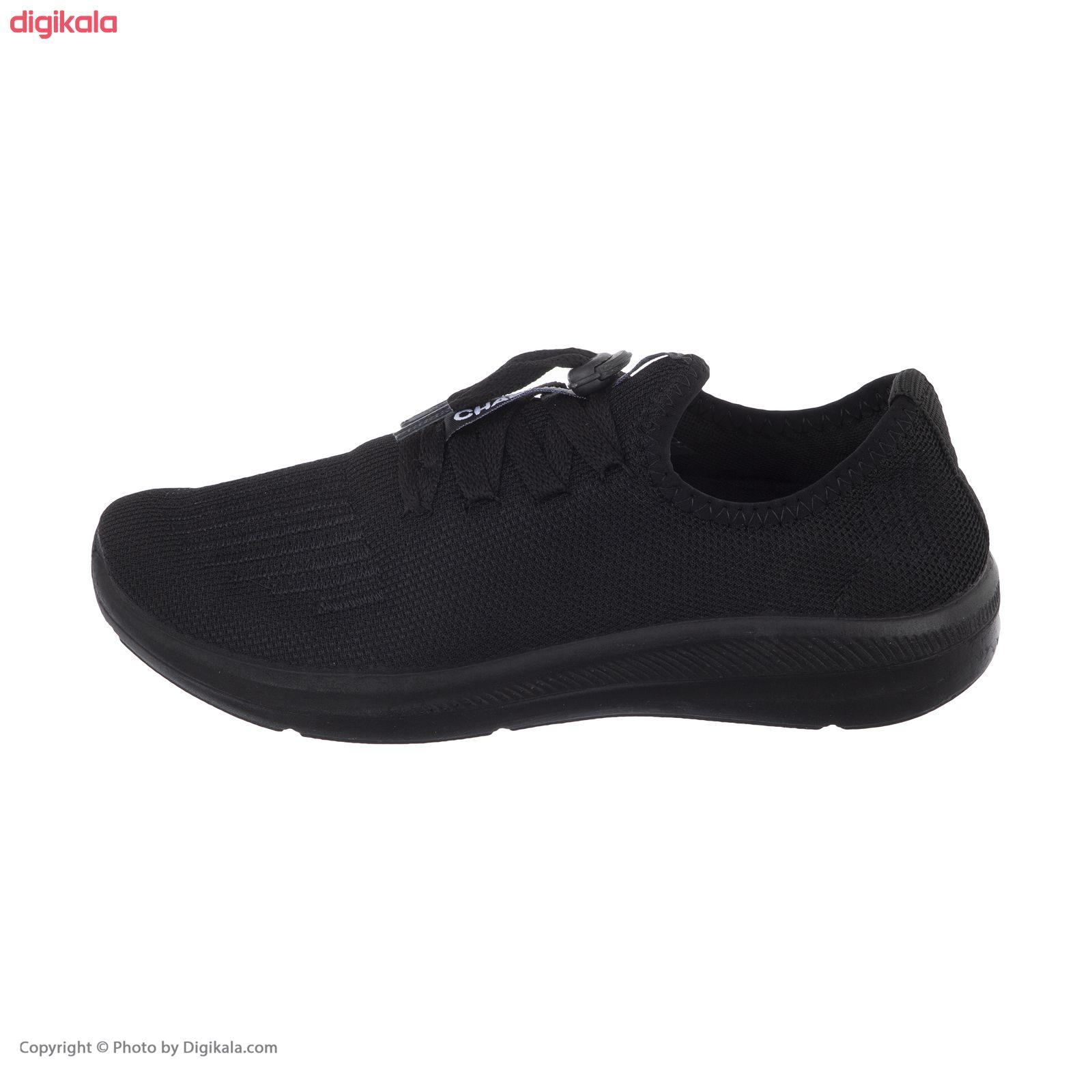 کفش راحتی چابک مدل آرشام رنگ مشکی main 1 1