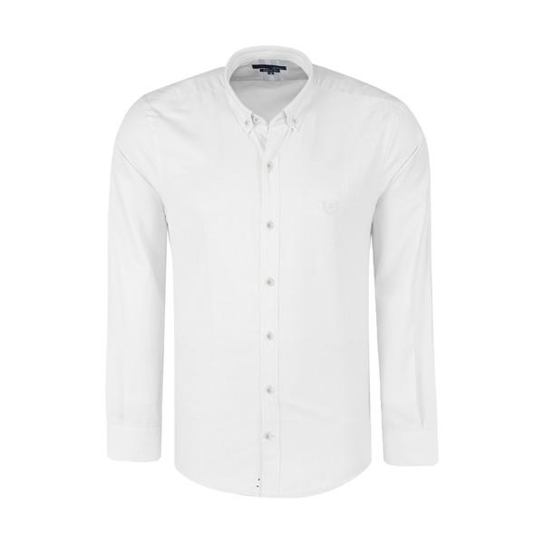 پیراهن آستین بلند مردانه پاتن جامه مدل 102821000091000