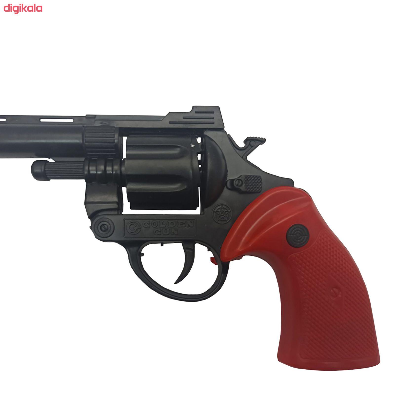 تفنگ بازی گلدن گان مدل naabsell-p70 مجموعه 3 عددی main 1 2