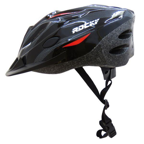 کلاه ایمنی دوچرخه راکی کد 14