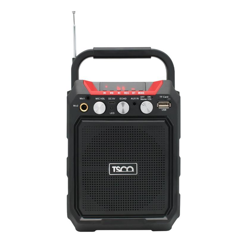 پخش کننده خانگی تسکو مدل TS 2399
