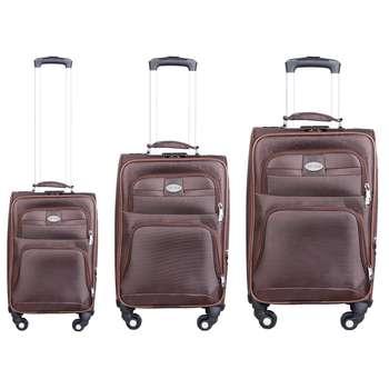 مجموعه سه عددی چمدان کدA1034-1