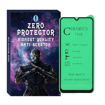 محافظ صفحه نمایش زیرو مدل Zcrm-01 مناسب برای گوشی موبایل سامسونگ Galaxy M10