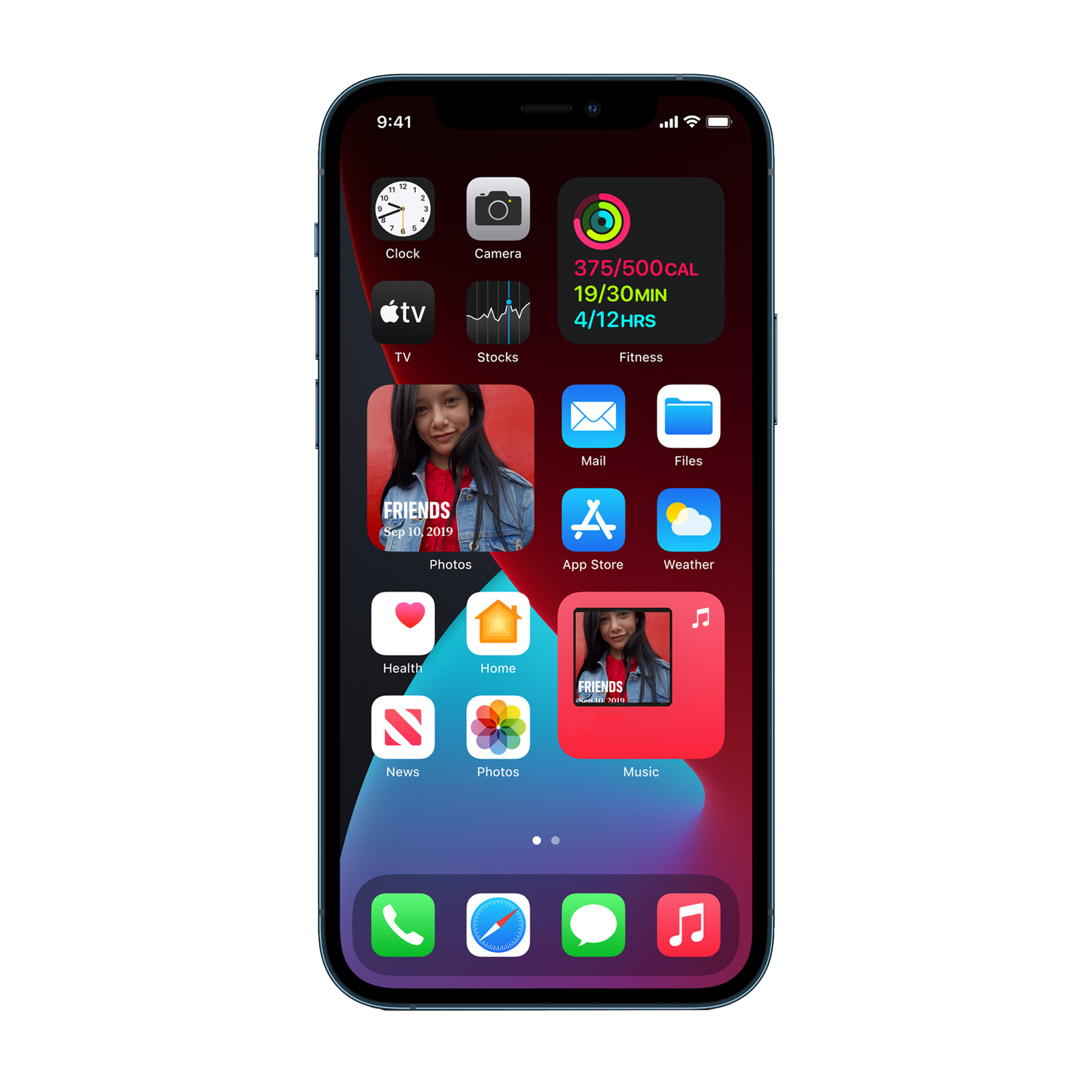 گوشی موبایل اپل مدل iPhone 12 Pro Max A2411 دو سیم کارت ظرفیت 512 گیگابایت