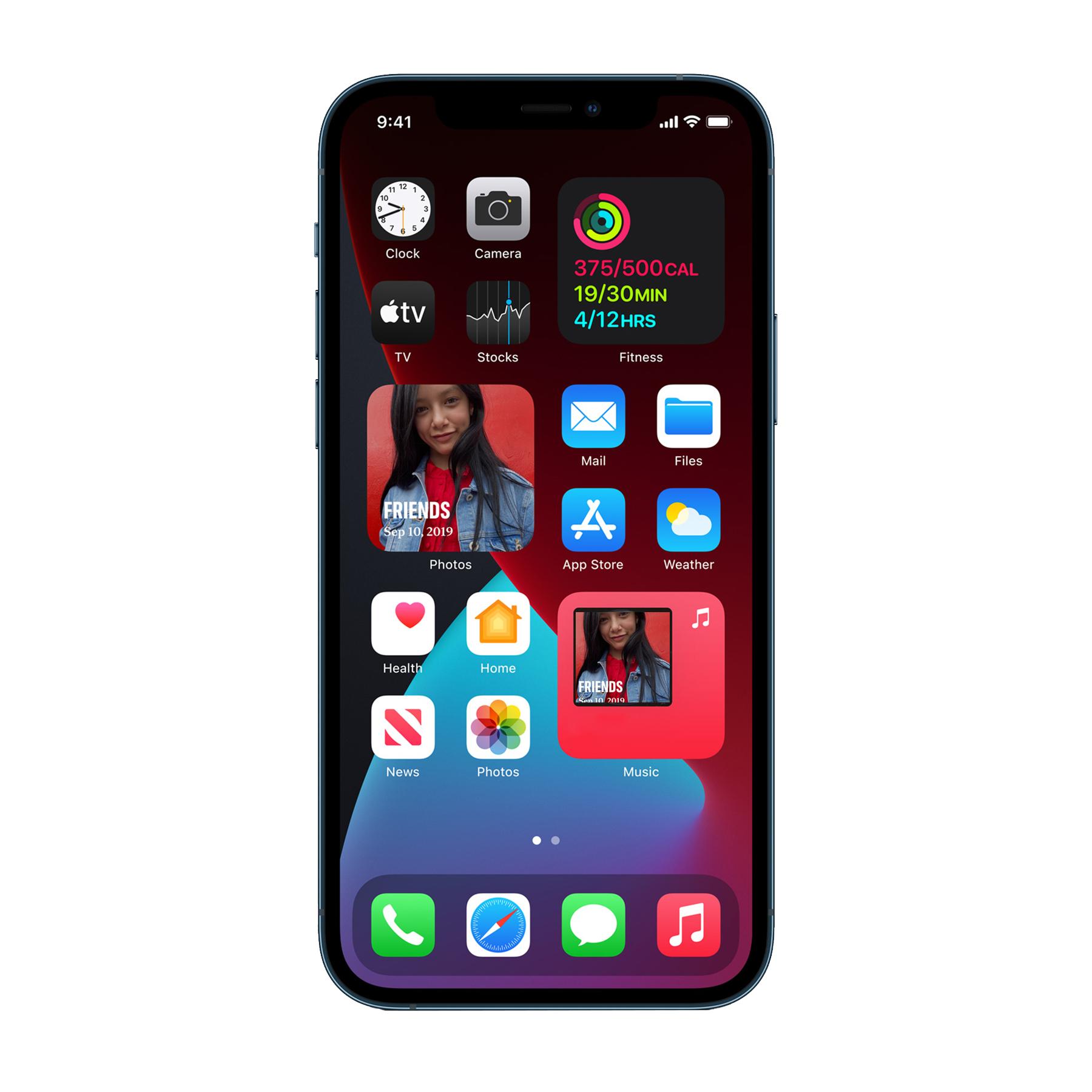 گوشی موبایل اپل مدل iPhone 12 Pro iPhone 12 Pro mgl93za/a دو سیم کارت ظرفیت 128 گیگابایت