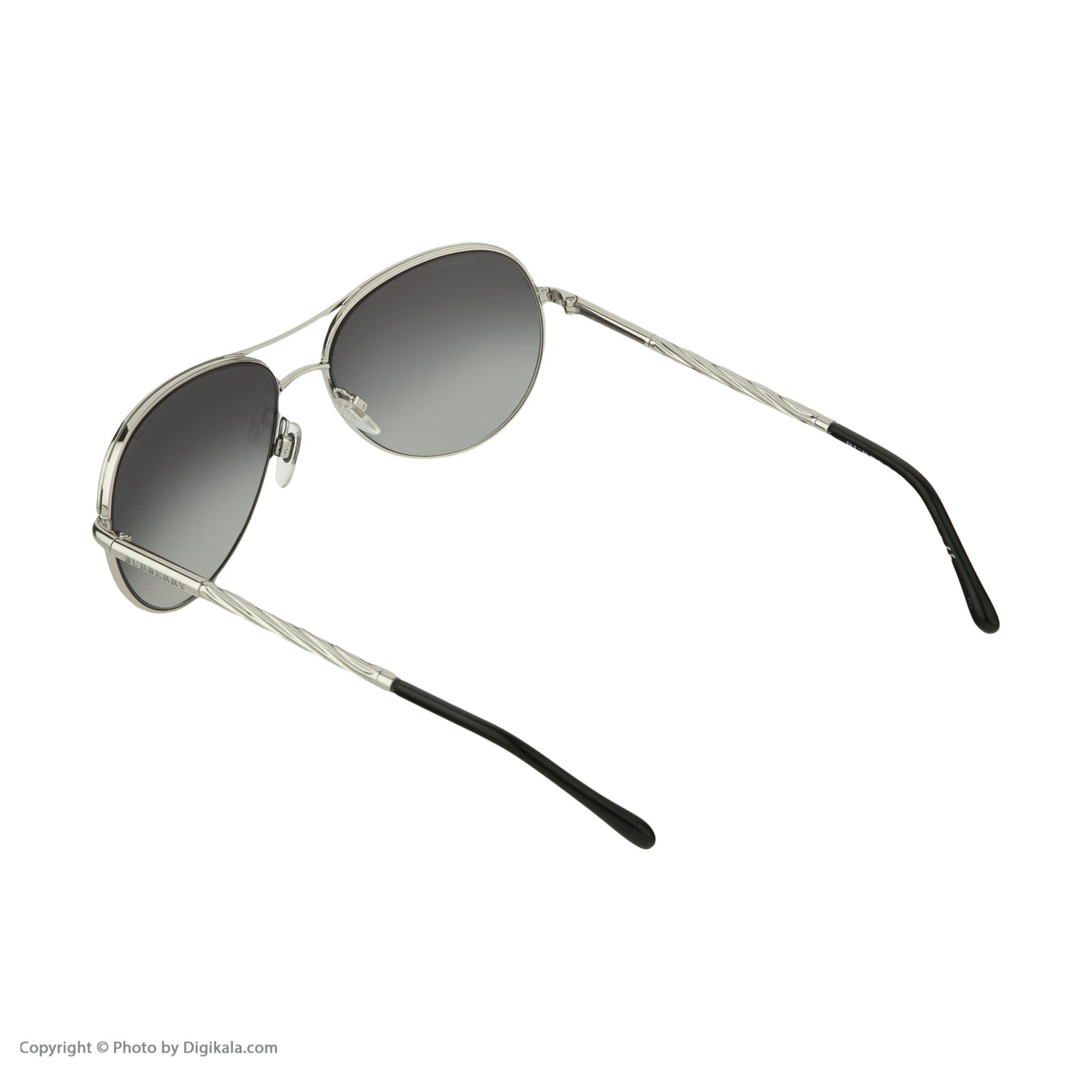 عینک آفتابی زنانه بربری مدل BE 3082S 10058G 57 -  - 4