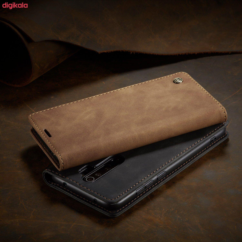 کیف کلاسوری کیس می مدل Vintage-013 مناسب برای گوشی موبایل شیائومی Redmi Note 8 Pro main 1 8