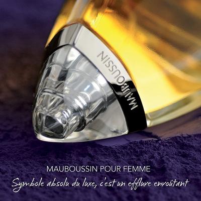 ادوپرفیوم زنانه مابوسین مدل Mauboussin حجم 100 میلیلیتر