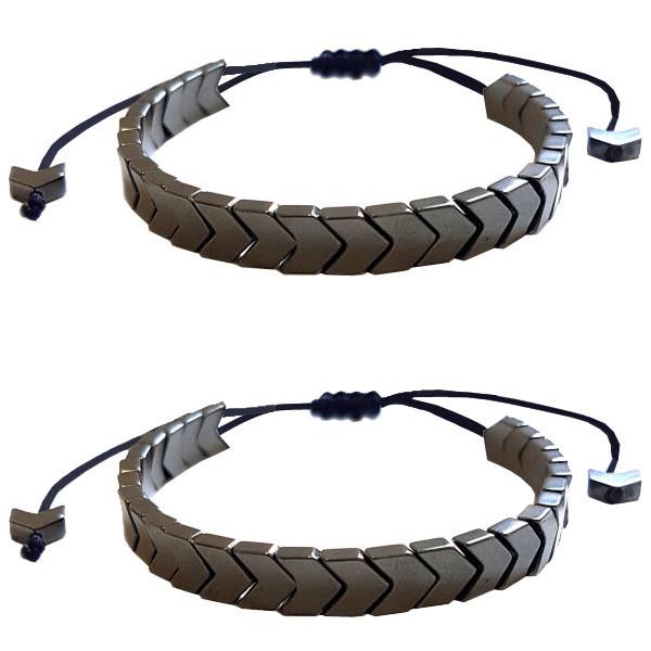 دستبند طرح فلش کد 02 بسته 2 عددی