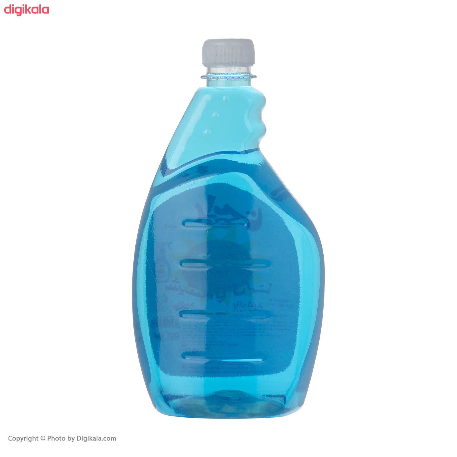 شیشه پاک کن من کد 01 حجم 1 لیتر مجموعه 2 عددی  main 1 16