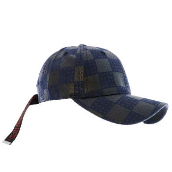 کلاه کپ پسرانه مدل 4K کد 50951 رنگ سرمه ای